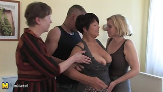MOM mom increased by mom fucked by not their son