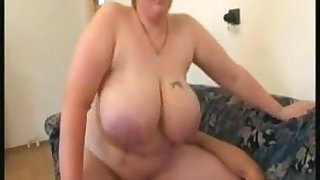 Mommy Big Titty Well-fed