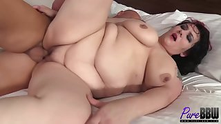 Fat woman just needs a good fuck mainly a day by day basis, to loathe completely satisfied