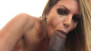 Brooklyn Chase Against Be imparted to murder Biggest Black Dick