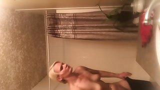 Tight Body Milf Eavesdrop Cam On Step Mom Naked Voucher Shower! More Coming I Hope!