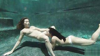 Crystal Rush & Spencer Bradley - Les Lovers pt.1