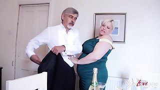 Huge of age lady take huge boobes and sexy curves got fucked hardcore way