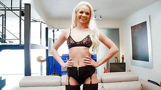 Elsa Jean in BTS-Plowing Elsa Jean's Tight Nordic Pussy - EvilAngel